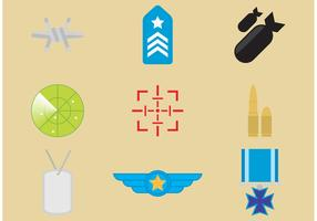 Military Vector Icons