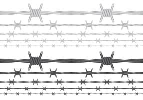 Barbed Wire Vectors