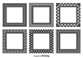 Assorted Decorative Frame Set