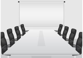 Boardroom Vector