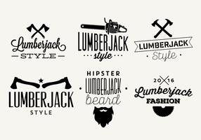 Typographic Vector Illustrations