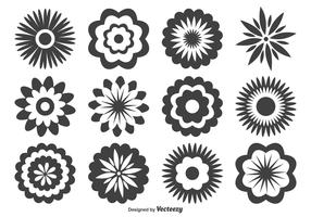 Assorted Flower Shapes