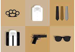 Body Guard Vector Elements