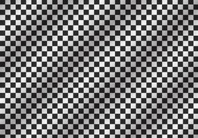 Free Vector Checkerboard Pattern With Shadow