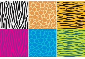 Animal Print Vectors
