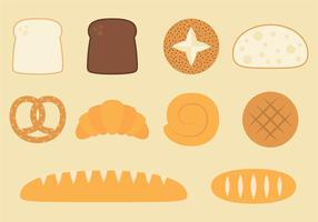 Traditional Bread Vectors