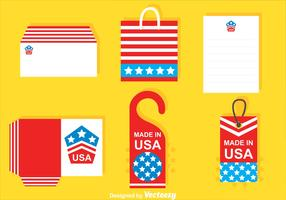 Mockup Vectors Made In Usa