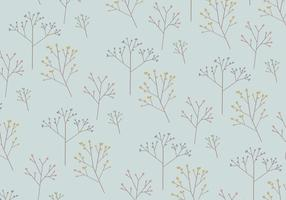 Tree Pattern Background