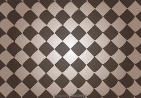 Distorted Square Abstract Pattern Vector