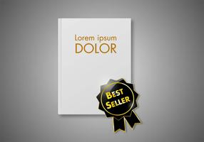Free Best Seller Book Vector