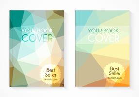 Free Best Seller Book Cover Vector Set
