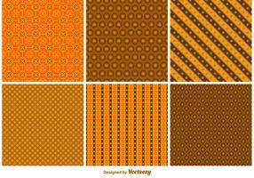 Halloween Autumn Patterns