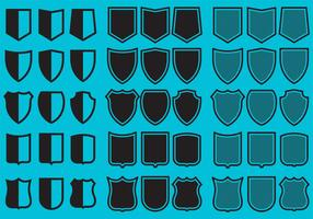 Shields Shape Vectors
