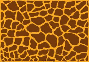 Giraffe Print Background