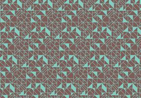 Deco Abstract Pattern Background Vector