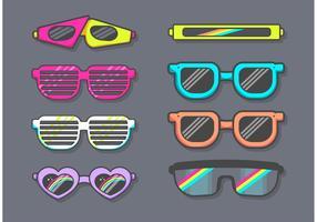 80er Sonnenbrille
