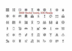 Free 200+ Vector Icons From Retinaicon