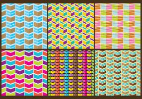 Segmented Chevron Patterns