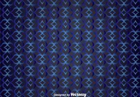 Blue Curve Wall Tapestry Vector Background