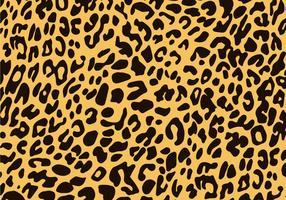 Leopard Animal Print Vector Texture