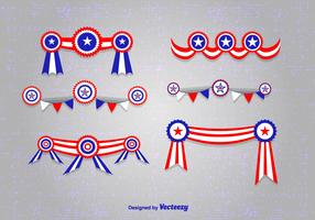 President's Day Ribbons
