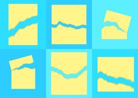 Ripped Paper Vectors