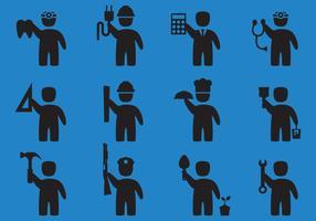 Profession Icon Vectors