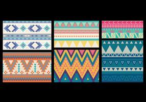 Aztec Pattern Set