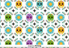 Day of the Dead Pattern