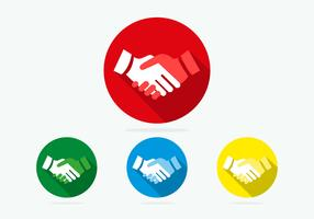 Handshake Icon Vectors