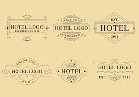 Linear Hotel Logos