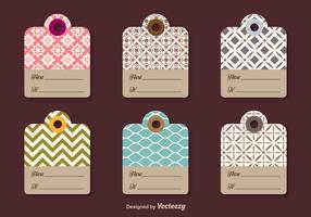 Decorative Gift Labels