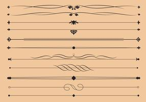 Decorative Border Vectors