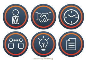 Office Bussiness Icons