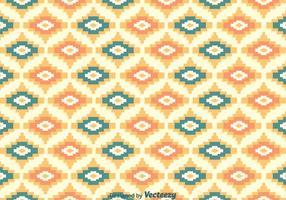 Aztec Ethnic Pattern