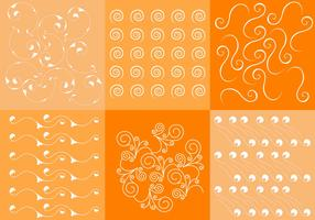 Swirly Line Vectors