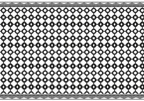 Free Aztec Black And White Vector