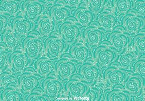 Turquoise Roses Background