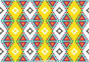 Colorful Aztec Pattern