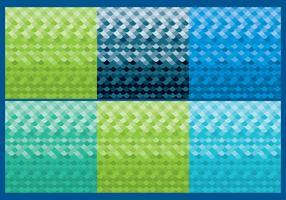 Underwater Waves Patterns