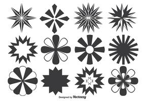 Assorted Vector Shape Set