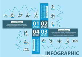Work Out Infography