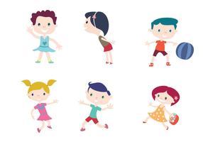 Kid Vectors