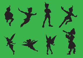 Peter Pan Vectors