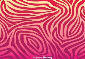 Magenta Zebra Print Background