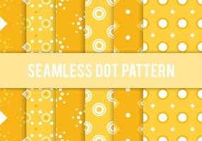 Yellow Dot Pattern