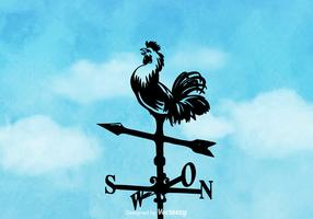 Free Vector Weather Vane Background