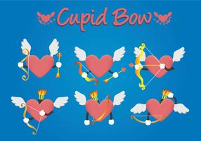 Cupid Bow Vectors