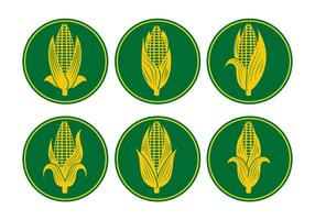 Ear of Corn Vectors