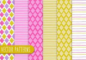 Romboide Pattern Set